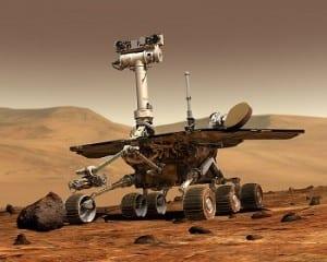 fuel cell technology - NASA Mars Rover Art