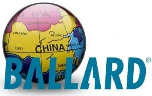 Hydrogen Fuel - Ballard backs away from China