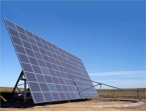 Landfill Solar Energy - Solar Panel