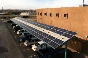 Solar Energy - Solar Carport