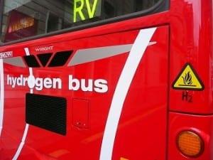Hydrogen Fuel Bus