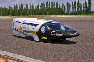 Hydrogen Fuel - Shell Eco-Marathon