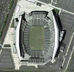 Solar Energy - Image of Lincoin Financial Field