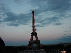 Wind Energy - Eiffel Tower
