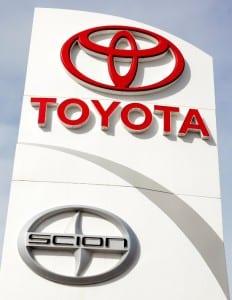 Toyota - Hydrogen Fuel Infrastructure Concerns