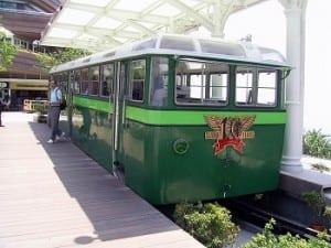 Hydrogen Fuel - Tram