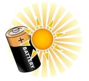 Solar Energy - Battery Storage