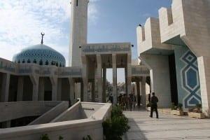 Solar Energy - Mosque in Jordan