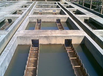 Wastewater Recycling - Wastewater Treatment Facility