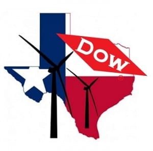 Wind Energy - Texas Wind Farm & Dow Chemical Company