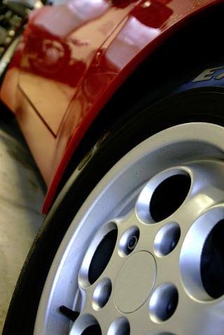 Tire Pressure Gauge - Car Tire