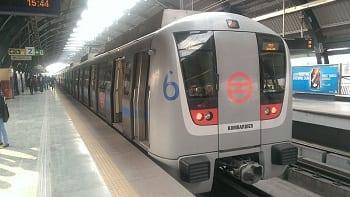 Wind Energy - Delhi Metro