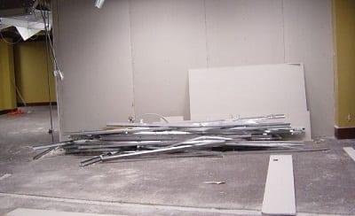 Drywall Recycling - Drywall