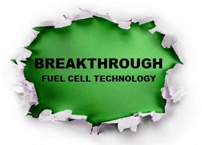 Fuel Cell Technology Breakthrough