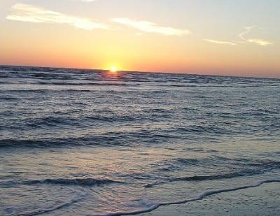 Solar Energy - Sunrise in South Carolina