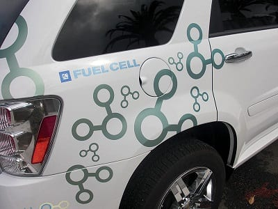 Hydrogen Fuel - Fuel Cell Vehicle
