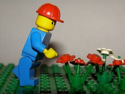 Sustainable Materials - Lego to become more environmentally friendly