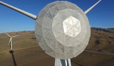 Wind Energy - GE ecoROTR wind turbine