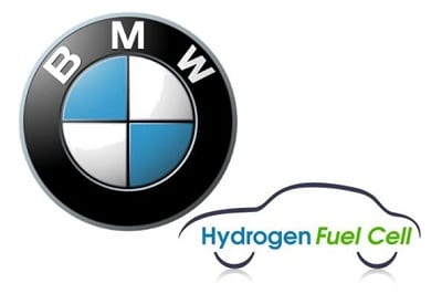 BMW - Hydrogen Fuel Cell Vehicle