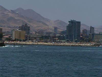 Geothermal Energy Project - Antofagasta, Chile
