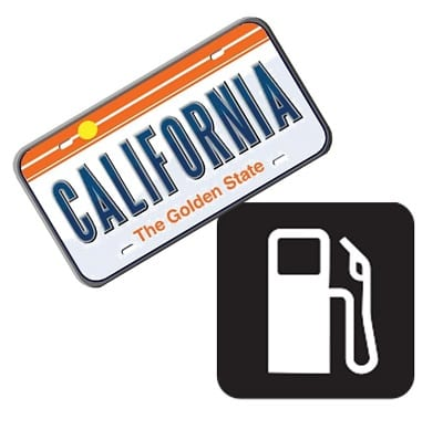 California Hydrogen Stations