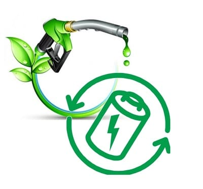 Hydrogen Fuel - Green Power