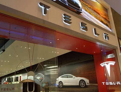 Electric Vehicles - Tesla Motors