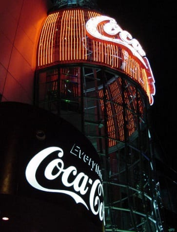 Coca-Cola - Green Building Technology
