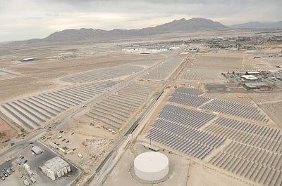 Solar Energy Farm - Solar Field