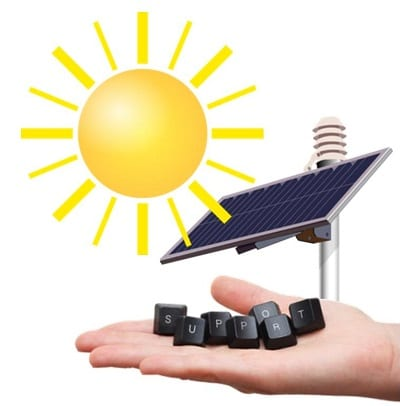 Solar Energy Support