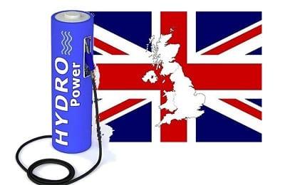 UK Hydrogen Fuel Infrastructure - Hydrogen Fuel Stations