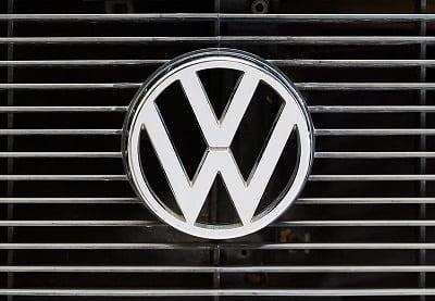 Volkswagen Scandal - VW Logo