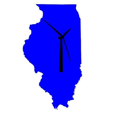 Wind Enegy - Illinois