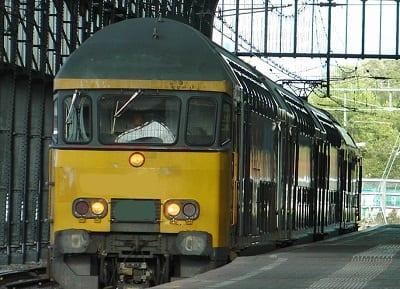 Wind Energy - Dutch Trains