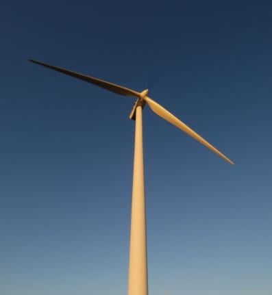 Wind Turbines - Two blades