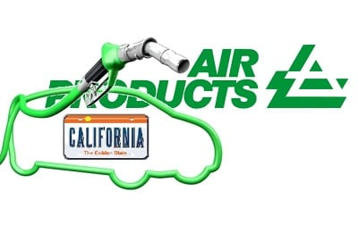 Air Products - California Hydrogen Fuel Stations
