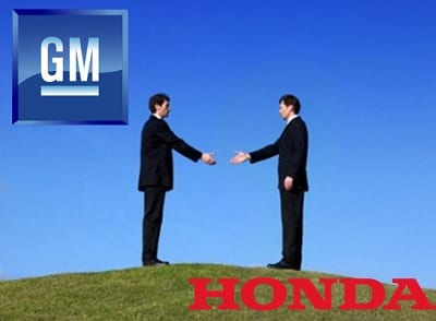 GM & Honda Partnership - Hydrogen Fuel