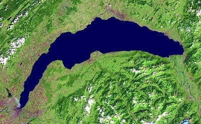 Geothermal Power Exploration - Lake Geneva