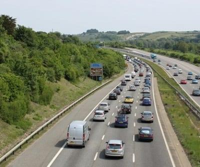 Hydrogen Fuel - Traffic in England