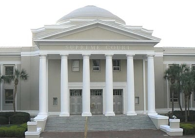 Solar Energy - Florida Supreme Court Building