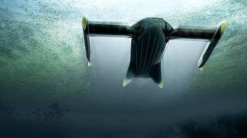 Green Technology - Algae Sea Harvester - Fredrik Ausinsch