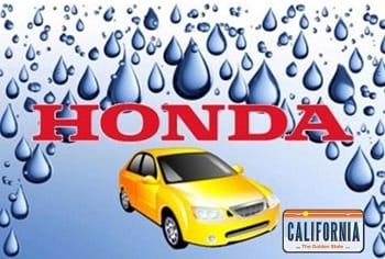 Honda Hydrogen Fuel Car Coming to California