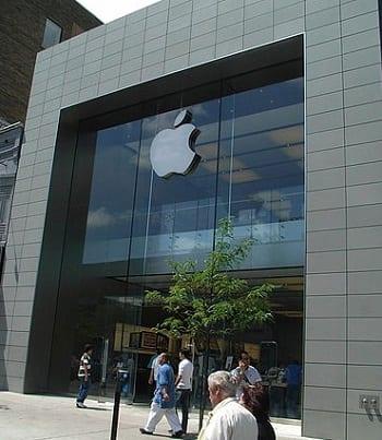Solar Energy - Image of Apple Store