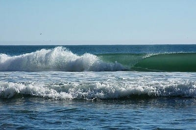 Wave Energy - Image of Waves