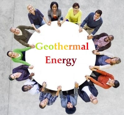 Geothermal Energy - Alliance Formed