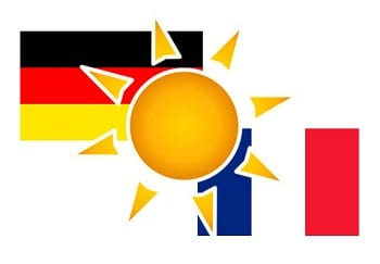Germany and France - Solar Energy