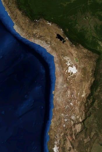 Hydropower - Atacama Desert