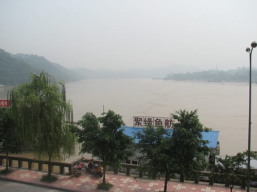Hydropower - Image of Yangtze River