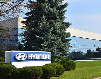 Hyundai - fuel cell vehicles