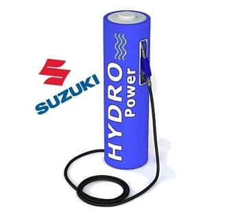 Suzuki - Hydrogen Fuel